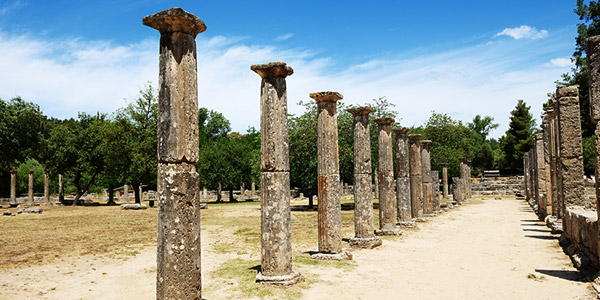 Corinth Mycenae Nafplion Ancient Olympia Tour