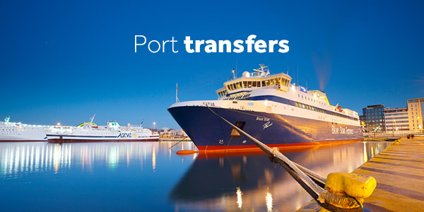 Piraeus Port private transfers